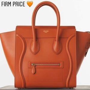 🧡Celine Luggage Purse ~FIRM PRICE!